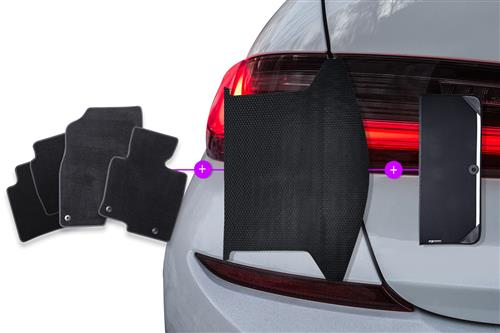 Mixed Mats Bundle to suit SEAT Ibiza (5th Gen) 2017+