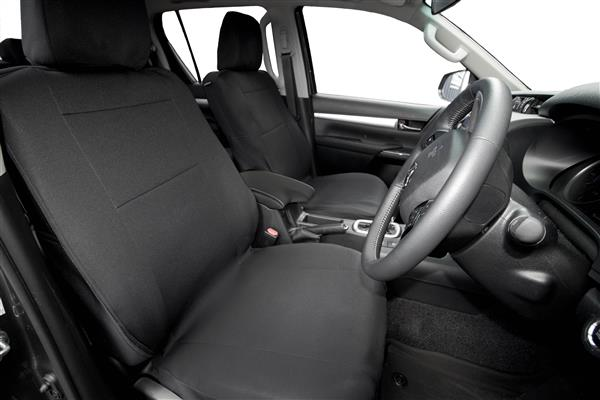 Nissan Caravan NV350 (E26) Cargo 2012 onwards Neoprene Seat Covers