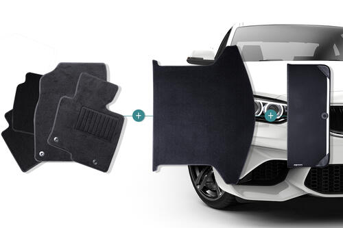 Carpet Mats Bundle to suit Subaru Forester (5th Gen) 2018+