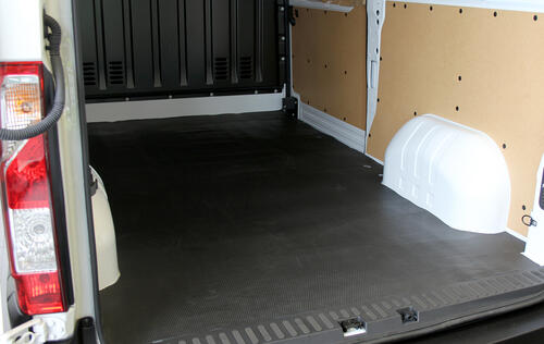 Rubber Van Liner to suit Ford Transit Cargo (4th Gen Facelift Auto) 2018-2021