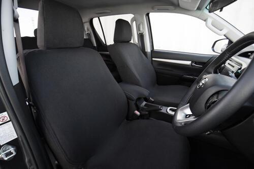 Audi A3 Quattro Hatch 2003-2011 Premium Fabric Seat Covers