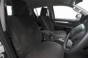 Hyundai Santa Fe (4th Gen TM 7 Seat) 2019 onwards 12oz Canvas Seat Covers