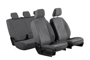 12oz Canvas Seat Covers to suit Toyota Hilux Double Cab (8th Gen Facelift) 2020+