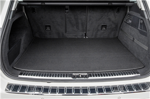 Skoda Superb Hatch 2015 onwards Carpet Boot Mat