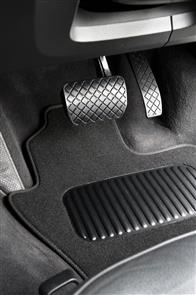 Classic Carpet Car Mats to suit Kia Rio 3 Door Hatch (2nd Gen) 2005-2011