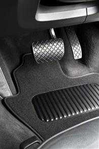 Audi Q2 2017 onwards Classic Carpet Car Mats
