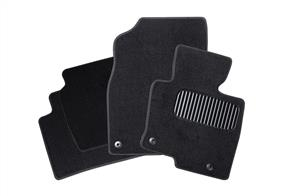 Classic Carpet Car Mats to suit Smart Car Fortwo 2004-2007