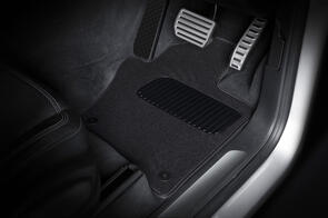 Classic Carpet Car Mats to suit Honda Odyssey (4th Gen 8 Seat) 2009-2014