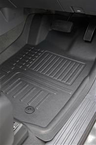 Mazda BT50 Dual Cab (2nd Gen GLX Vinyl Interior) 2011 onwards Deep Dish Car Mats