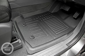 Ford Ranger Raptor 2018 onwards Deep Dish Car Mats