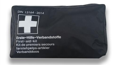 RubberTree First Aid Kit (DIN 13164)