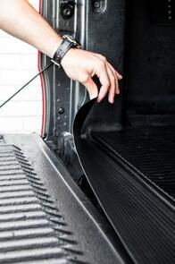 RubberTree Universal Tailgate Gap Shield Cover