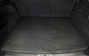 Tesla Model S 2012 Onwards Heavy Duty Boot Liner