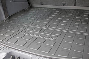 3D Moulded Boot Liner to suit Ford Everest 2015+