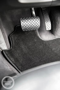Ford Ranger XLT/XLS (Super Cab PXIII) 2019 onwards Platinum Carpet Car Mats