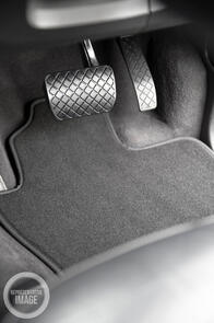 Tesla Model X 6 Seater (No Centre Console) 2016 Onwards Luxury Carpet Car Mats