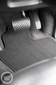 Tesla Model X 6 Seater (Centre Console) 2016 Onwards Luxury Carpet Car Mats