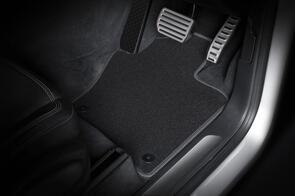 Luxury Carpet Car Mats to suit MG ZS EV (1st Gen) 2020+