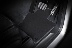 Luxury Carpet Car Mats to suit Mercedes EQC 2019+