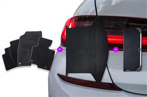 Mixed Mats Bundle to suit Peugeot 207 (Hatch 5 Door) 2006-2014