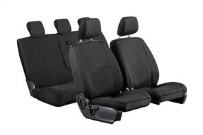 Audi A6 Sedan (C7) 2012-2018 Neoprene Seat Covers