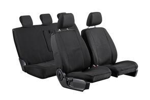 Neoprene Seat Covers to suit Volkswagen Transporter (T6) 2016 onwards