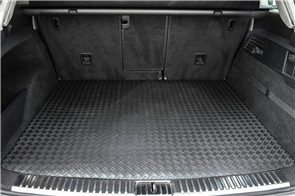 Hyundai Tucson (TL3 2WD) 2018 onwards Black Northridge Boot Liner