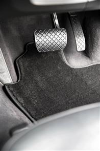 Fiat 500 (Automatic) 2013 onwards Platinum Carpet Car Mats