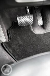 Tesla Model X 6 Seater (Centre Console) 2016 Onwards Platinum Carpet Car Mats