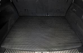 Jeep Wrangler Unlimited (3rd Gen JK 4 Door) 2007 onwards Standard Rubbertite Boot Liner