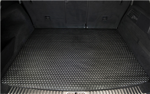 Ssangyong Rexton G4 (2nd Gen 7 Seater) 2017 onwards Standard Rubbertite Boot Liner