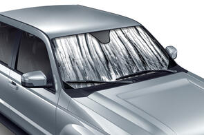 Tailored Sun Shade to suit Toyota Hilux Double Cab (8th Gen Facelift) 2020+