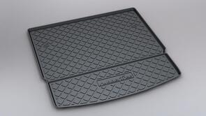 3D Moulded Boot Liner to suit Isuzu Mu-X 2014+