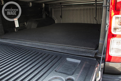 Carpet Ute Mat (With Tuff Deck) to suit Toyota Hilux Double Cab (7th Gen) 2011-2015