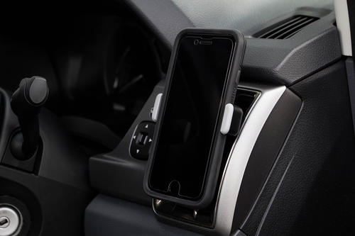 RubberTree Airvent Mounted Phone Cradle