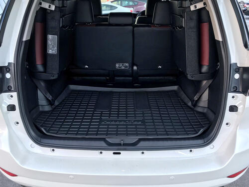 3D Moulded Boot Liner to suit Toyota Fortuner (2nd Gen) 2015+