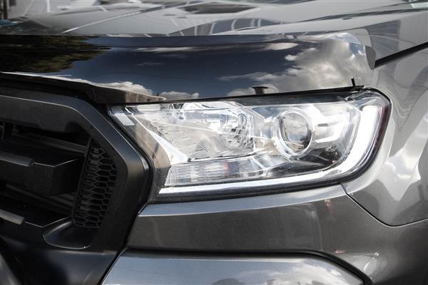 Bonnet Guard to suit Holden Colorado (RC) 2008-2012