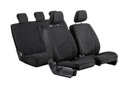 Audi A6 Allroad (C7) 2012+ Neoprene Seat Covers
