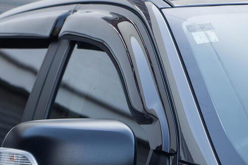 Ford Ranger Raptor (Double Cab) 2018 onwards Tinted Door Visors