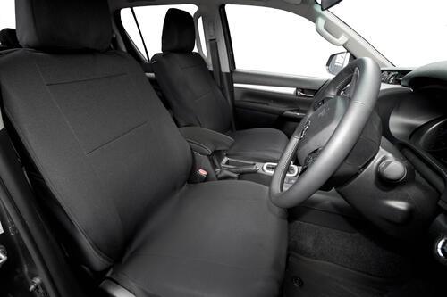Honda Crossroad (2nd Gen) 2007-2010 Neoprene Seat Covers