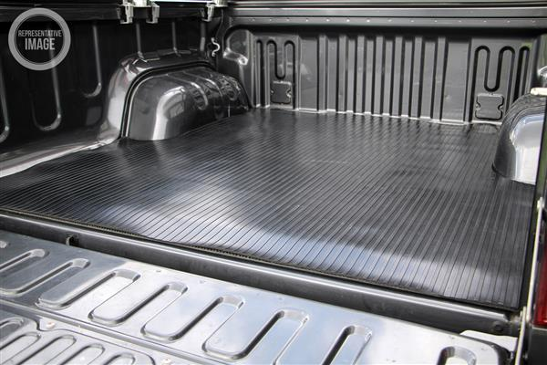 Ford Ranger Wildtrak (Double Cab PXII-PXIII) 2016 onwards Rubber Ute Mat