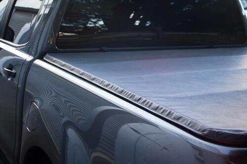 Ford Ranger (Double Cab PK) 2009-2011 Soft Tonneau Cover (Double Cab)