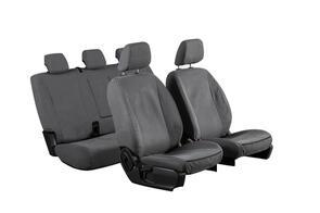 Chevrolet Silverado (3rd Gen) 2014-2019 12oz Canvas Seat Covers