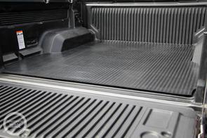 Isuzu D-Max Double Cab (2nd Gen) 2012-2014 Rubber Ute Mat (No Tuff Deck)