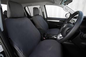 Mitsubishi Mitsubishi Pajero Sport 7 Seater 2016 8oz Canvas Seat Covers
