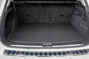 Carpet Boot Mat to suit Mazda Demio (2nd Gen DY) 2002-2007