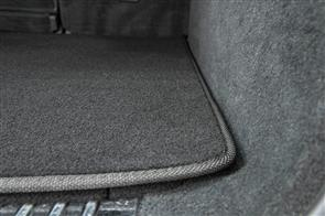 Carpet Boot Mat to suit Audi Q7 (1st Gen Side Compartment) 2006-2015