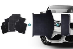 Carpet Mats Bundle to suit Renault Captur (2nd Gen) 2020 onwards