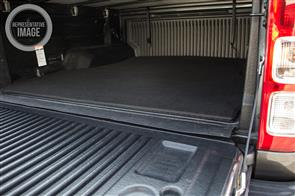 Carpet Ute Mat to suit Toyota Hilux Double Cab (7th Gen Facelift) 2011-2015