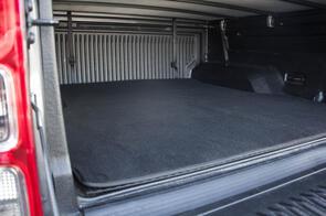 Carpet Ute Mat to suit Mahindra Pik-Up Double Cab 2020 onwards